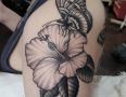 NYC Tattoo Artist Gabriel Pantoja 1