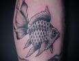 NYC Tattoo Artist Michelle Tarantelli 2