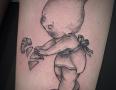 NYC Tattoo Artist Michelle Tarantelli 4