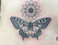NYC Tattoo Artist Minka Sicklinger 1