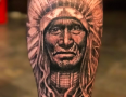 NYC Tattoo Artist Robert Bonhomme 1