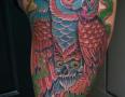 Cincinnati Tattoo Artist Brett Hoersting 1