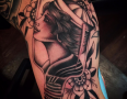 Cincinnati Tattoo Artist Brett Hoersting 3