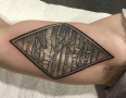 Las Vegas Tattoo Artist Alan 2