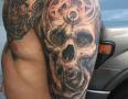 Las Vegas Tattoo Artist DJ Tambe 2