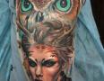 Las Vegas Tattoo Artist DJ Tambe 3