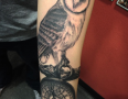Las Vegas Tattoo Artist Das Frank 1
