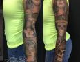 Las Vegas Tattoo Artist GabReal 2
