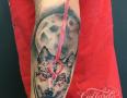 Las Vegas Tattoo Artist GabReal 3