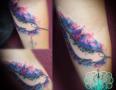 Las Vegas Tattoo Artist Jasmine Lizares - Parrish 3