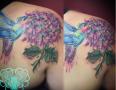 Las Vegas Tattoo Artist Jasmine Lizares - Parrish 4