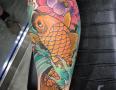Las Vegas Tattoo Artist Jason Tritten 1