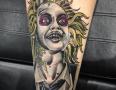 Las Vegas Tattoo Artist Jason Tritten 2