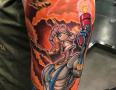 Las Vegas Tattoo Artist Jason Tritten 4
