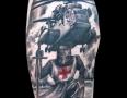 Las Vegas Tattoo Artist Joey Hamilton 2