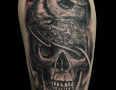 Las Vegas Tattoo Artist Joey Hamilton 4