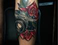 Las Vegas Tattoo Artist Josh Echeverria 1