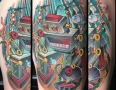 Las Vegas Tattoo Artist Josh Stono 3