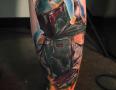 Las Vegas Tattoo Artist Kevin Furness 2