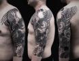 Las Vegas Tattoo Artist Michael Wesker 2