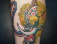 Los Angeles Tattoo Artist Charles Belñavis 3