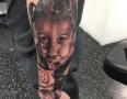 Los Angeles Tattoo Artist Danny Boy 1