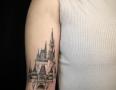 Los Angeles Tattoo Artist Emily Effler 3
