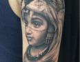 Los Angeles Tattoo Artist Fabrizio Sassarini 1