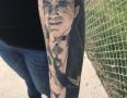Los Angeles Tattoo Artist Gilbert Salas 1