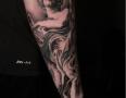 Los Angeles Tattoo Artist Gilbert Salas 2