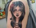 Los Angeles Tattoo Artist Joe Reno 4