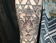 Los Angeles Tattoo Artist John Saletra 1