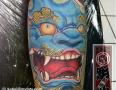 Los Angeles Tattoo Artist Kashu Horishin 2