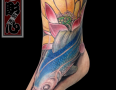 Los Angeles Tattoo Artist Kashu Horishin 3