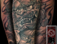 Los Angeles Tattoo Artist Kashu Horishin 4