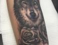 Los Angeles Tattoo Artist Kevin Lewis 2