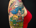 Los Angeles Tattoo Artist Man Yao 1