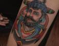 Los Angeles Tattoo Artist Marco Cerretelli 2
