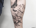 Los Angeles Tattoo Artist Marlon M Toney 1