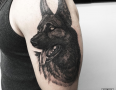 Los Angeles Tattoo Artist Marlon M Toney 2