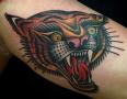 Los Angeles Tattoo Artist Mike V 1