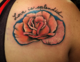 Los Angeles Tattoo Artist Molly Mae 1