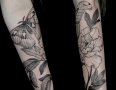 Los Angeles Tattoo Artist Nico Bassill 4
