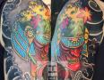 Los Angeles Tattoo Artist Owen J 3