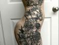 Los Angeles Tattoo Artist Patrick Thomas 4