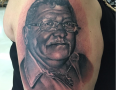 Los Angeles Tattoo Artist Rich Martinez 1