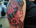 Los Angeles Tattoo Artist Rockabilly Ray 1