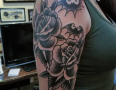 Los Angeles Tattoo Artist Rockabilly Ray 4