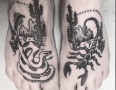 Los Angeles Tattoo Artist Sagent Staygold 3