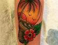 Los Angeles Tattoo Artist Timothy Lebron 3